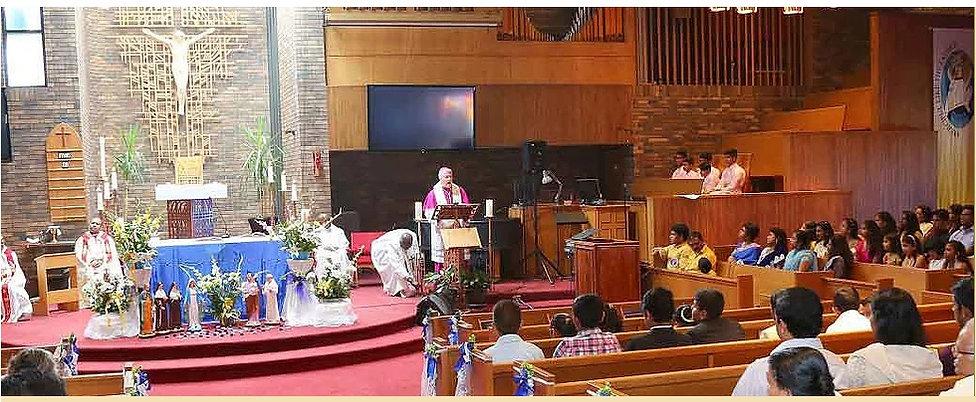 Bishop william speeches at Mother Teresa