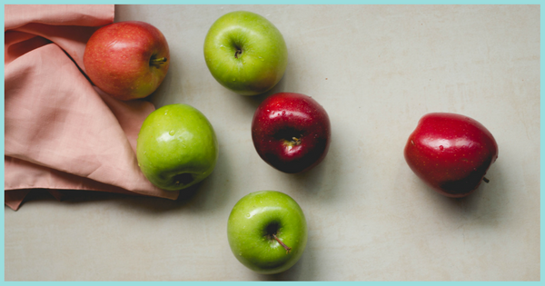 Try Me Recipe (blood sugar balancing): Cinnamon Apples
