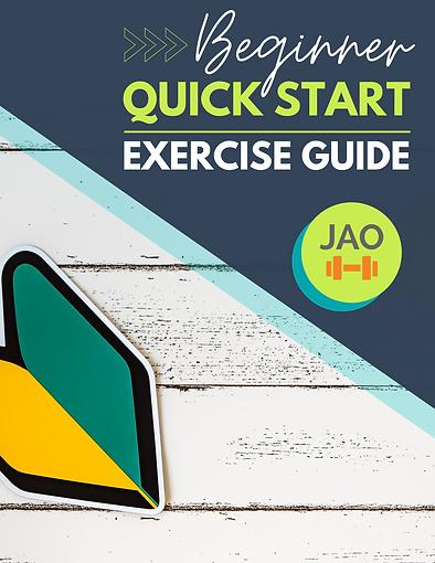 JAOfit OCT 2020 - BEGINNER EXERCISE GUID