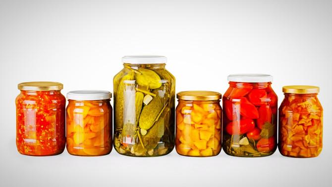 Try Me Recipe: Pickle Jar (Mason) Salad