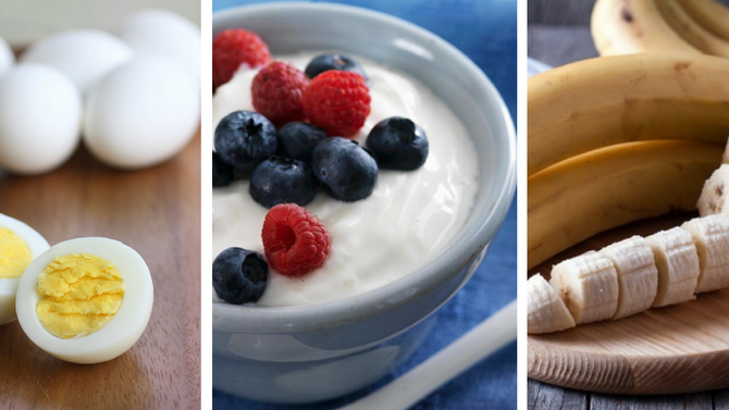 My 3 Favorite (and fast) Breakfast Foods.
