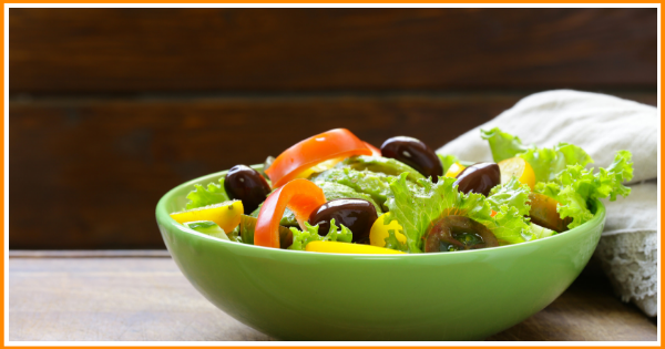 Try Me Recipe: Mediterranean Salad