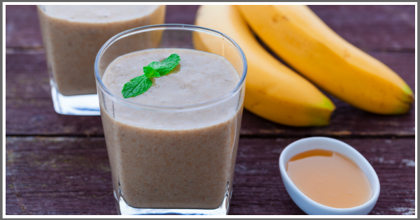 Try Me Recipe: Maca Mocha Smoothie