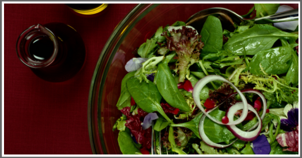 Try Me Recipe: (Nutrient Dense) Superfood Salad