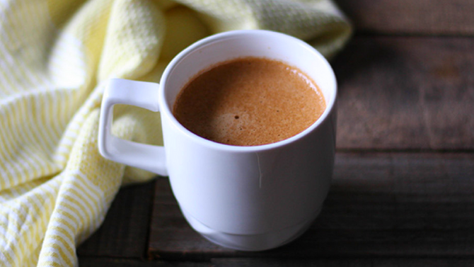 Try Me Recipe: Caffeine-Free Chai Latte