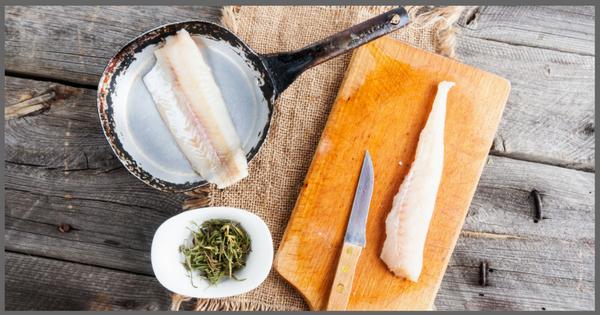 Try Me Recipe: Pan Roasted Cod (Mediterranean)