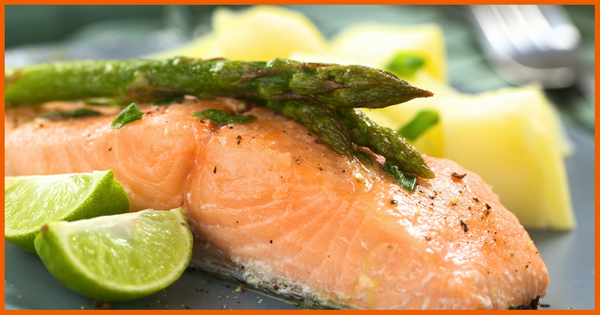 Try Me Recipe: Super-Simple Salmon Dinner