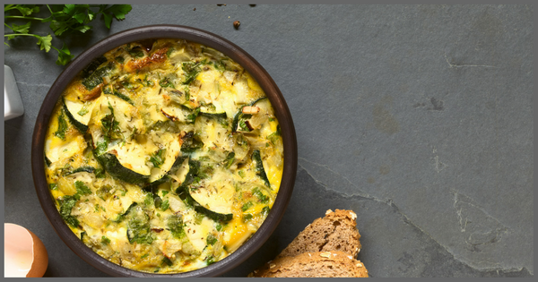 Try Me Recipe: One Skillet Frittata