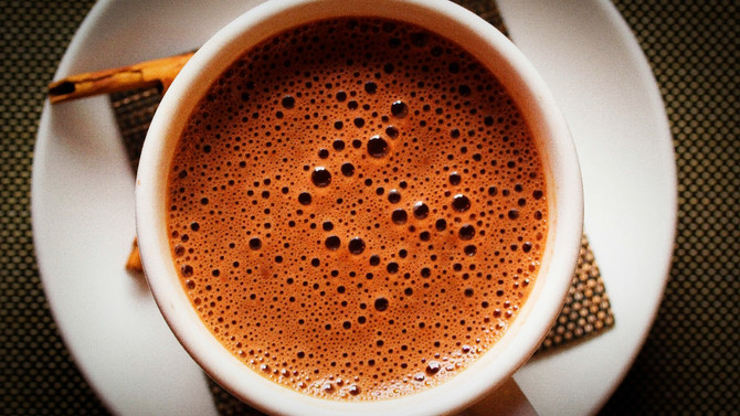 Try Me Recipe: Maca Macho-Man Hot Chocolate