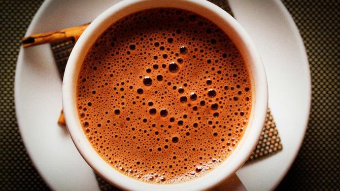 Try Me Recipe: Maca Macho-Man Hot Chocolate