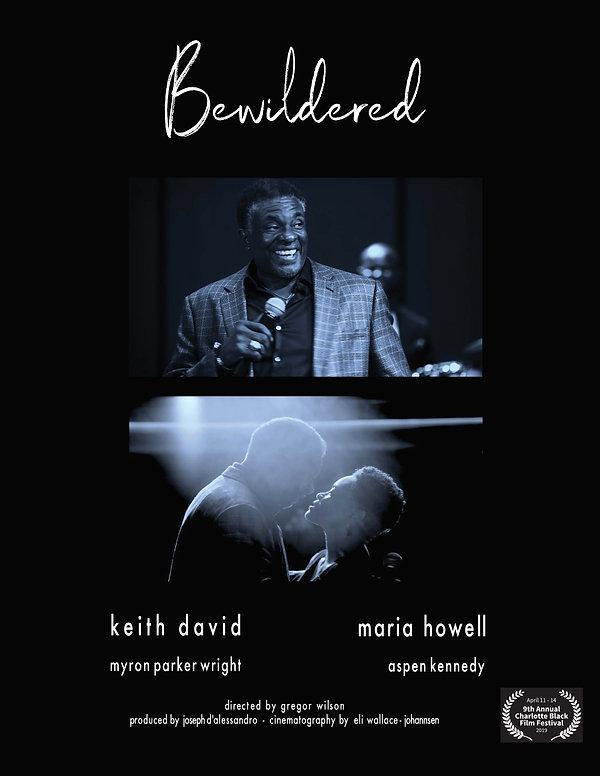 Keith David Bewilderd Poster
