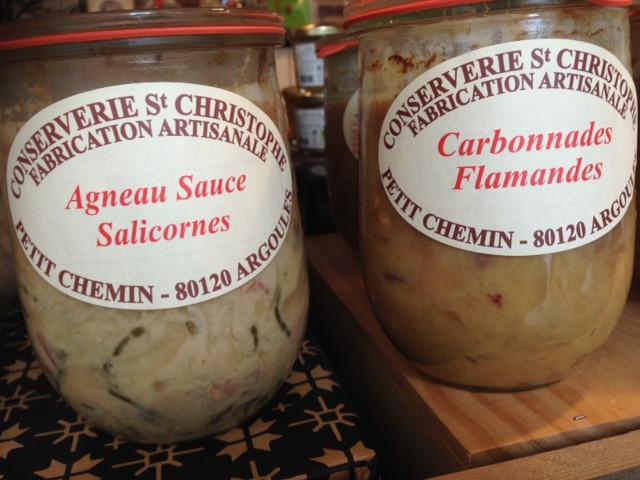 Produits de la Baie de Somme
