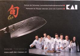 Werbung Messer