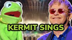 Kermit The Frog Sings I'm Still Standing