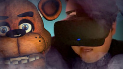 FNAF VR IS TOO SCARY FOR ME