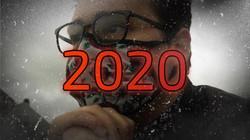 A Toast To 2020