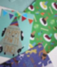 Birthday Party Invitations