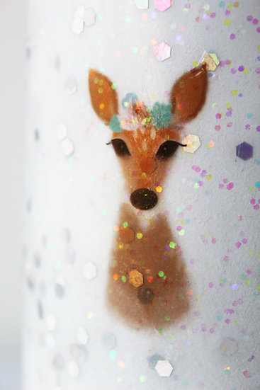 DEER WATERSLIDE DECAL