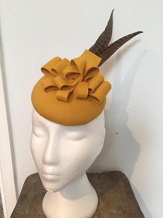 Morris Millinery create Bespoke Headwear