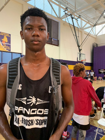 Wright's Basketball Report. NorCal Prospects At The 2019 Pangos All-West Frosh/Soph Camp.