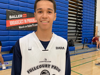 Wright's Basketball Report.  NorCal Players At The 2019 Fullcourt Press All West Camp
