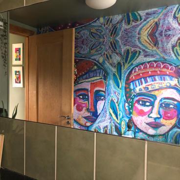 Residential - Art Enlargement