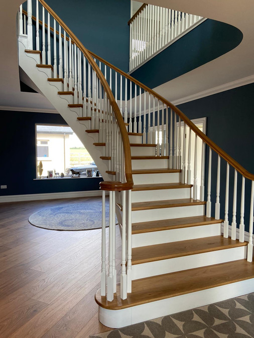 Classic Stairway