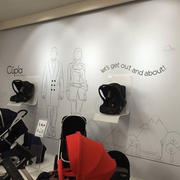 Retail - Wall Graphics