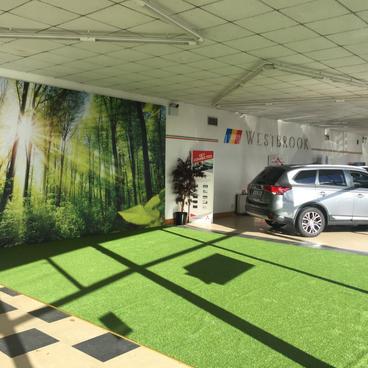 Retail - Garage