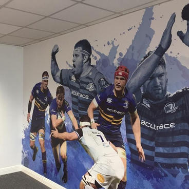 Corporate - Wall Graphics