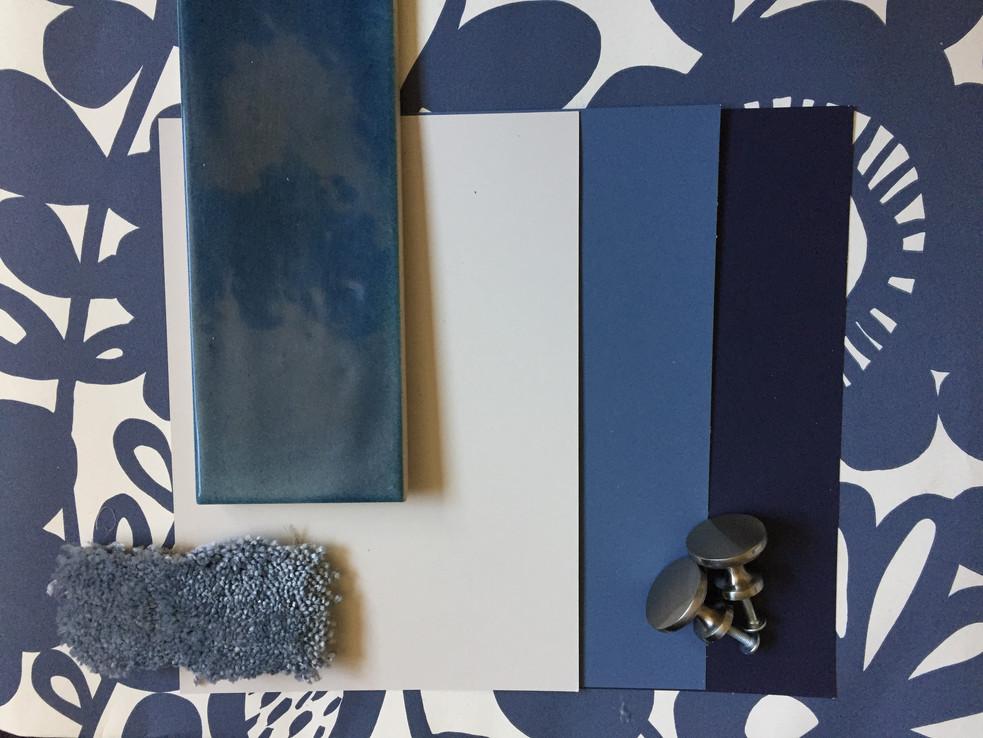 Texture & Finish Board