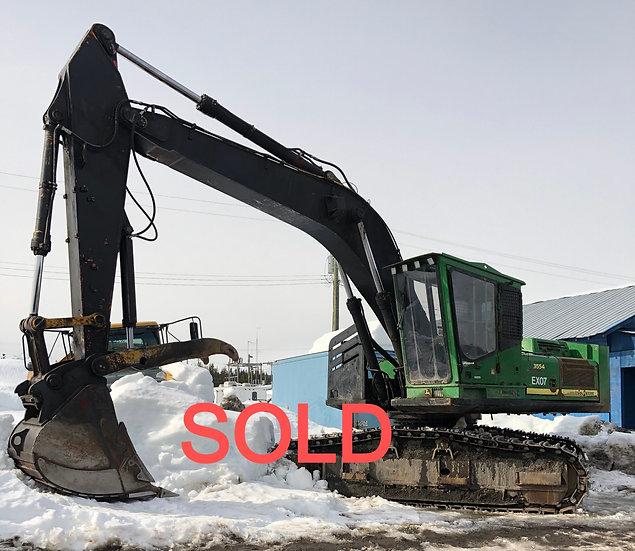 2006 John Deere 3554 Excavator