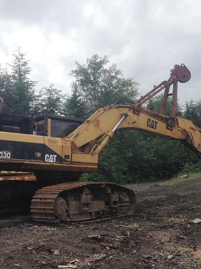 1995 Caterpillar 330L RB Backspar Excavator