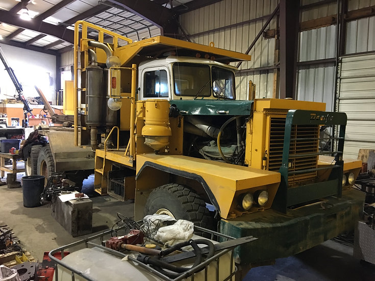 1984 Pacific P16 Off Hwy Logging Truck