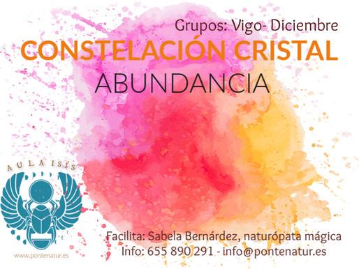 Constelación cristal©: Abundancia