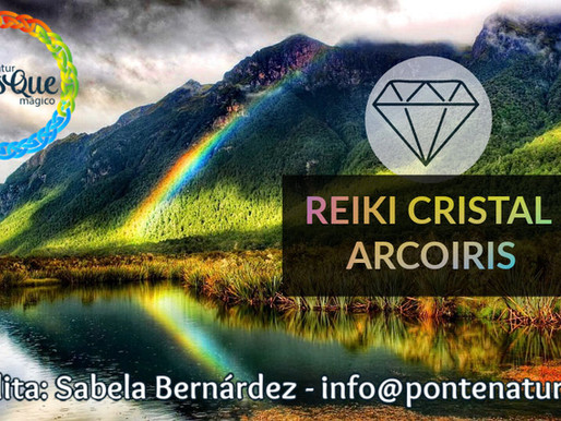 Talleres Reiki Cristal Arcoíris
