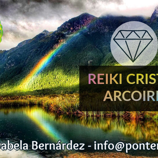 Reiki Cristal Arcoíris