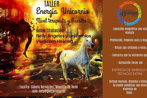 Taller Energía Unicornio