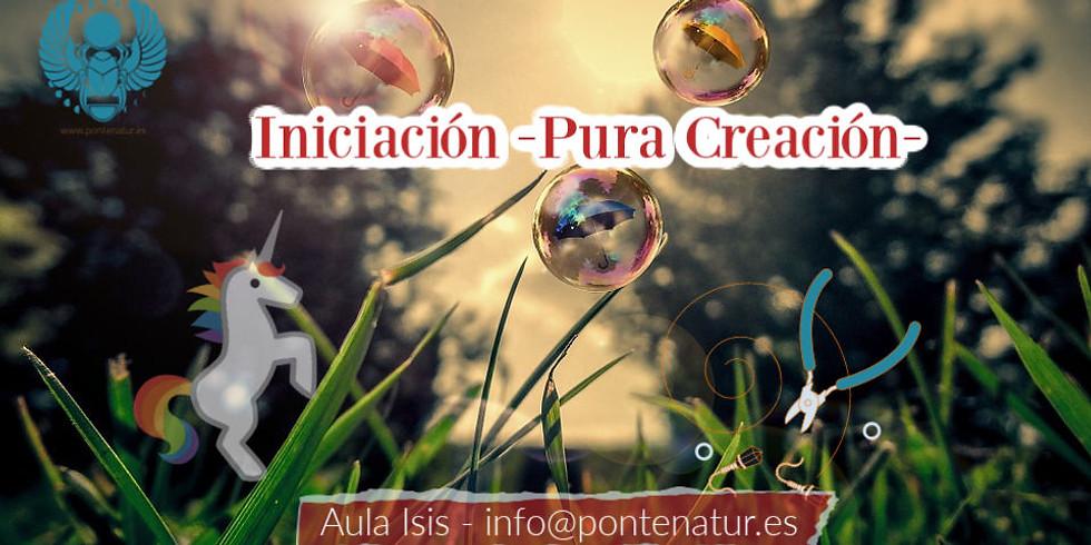 Iniciación: Pura Creación