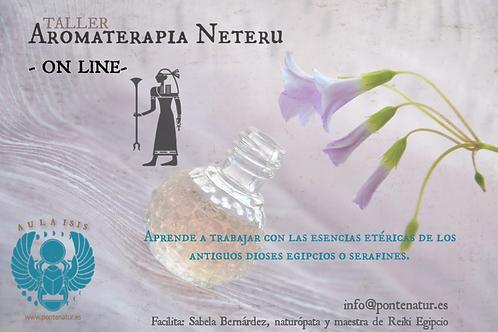 Aromatecnia Neteru (curso). Nivel practicante y facilitador