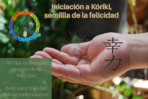 Kóriki, Símbolo de la felicidad de Reiki (seminario)