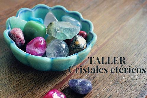 Cristales etéricos. Nivel 1 y facilitador