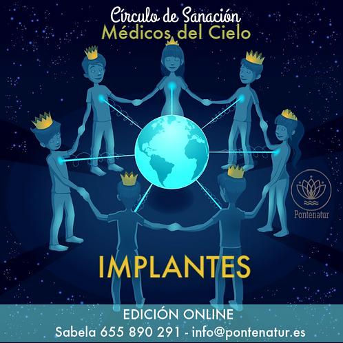 Círculo Implantes Energéticos 2x1