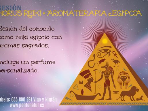La energía de los faraones