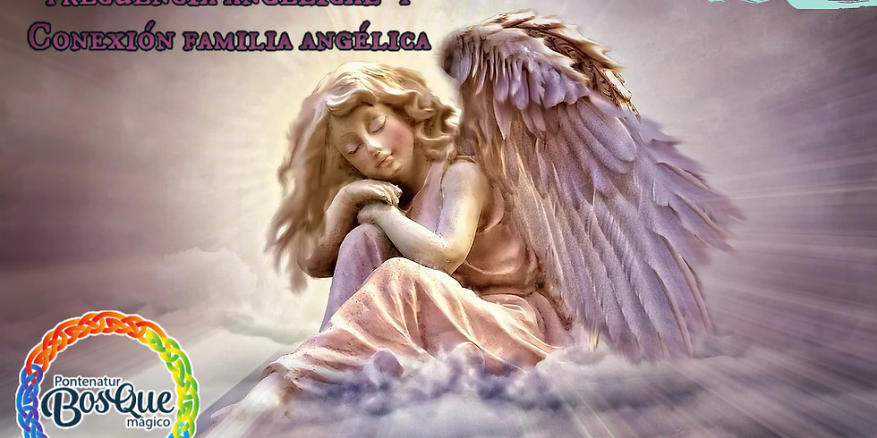 Activación ADN y frecuencia angelical y conexión familia angélica