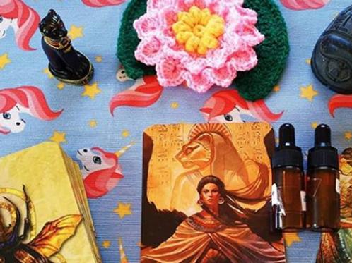 Perfumes egipcios (aromatecnia)