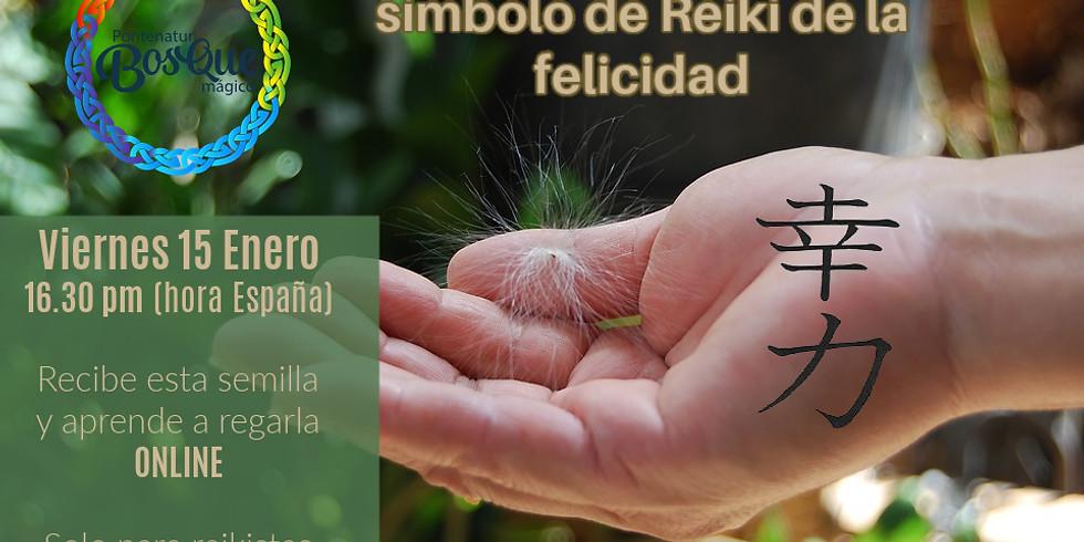 Iniciación a Koriki, el símbolo de Reiki de la felicidad