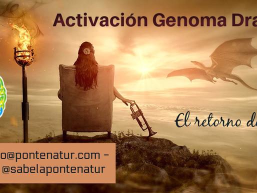 Activación Genoma Dragón©