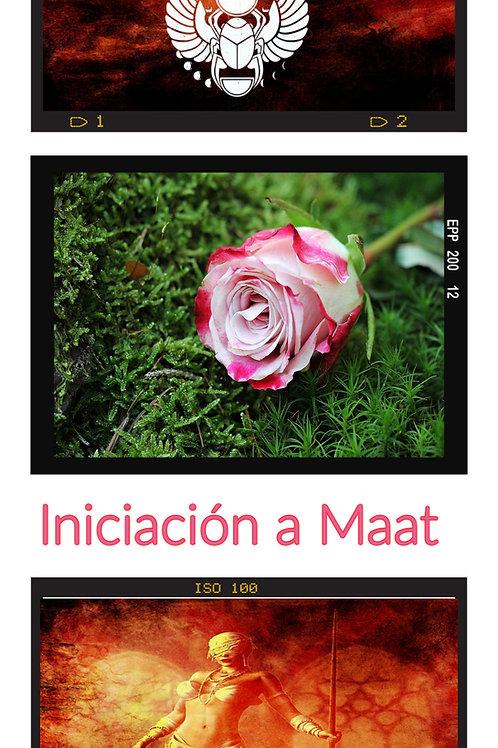 Activaciones con Maat© (Justicia, Verdad, Equilibrio, Orden)