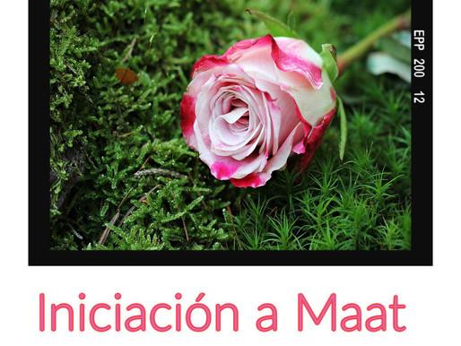 Rosa etérica Isis/Maat©